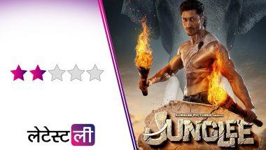Junglee Movie Review: विद्युत जामवाल का जबरदस्त एक्शन नहीं आया काम, कमजोर डायलॉग्स और साधारण अदाकारी ने मजा किया किरकिरा
