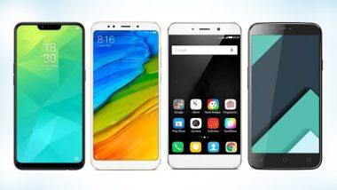 इन स्मार्टफोन्स की कीमत है 10 हजार रुपए से भी कम