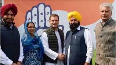 लोकसभा चुनाव 2019: सांसद शेर सिंह घुबाया कांग्रेस में हुए शामिल, शिरोमणि अकाली दल से दिया था इस्तीफा