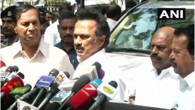 लोकसभा चुनाव 2019: तमिलनाडु में डीएमके- सीपीआई के बीच सीटों को लेकर हुआ समझौता, इतने सीटों पर लड़ेगी चुनाव