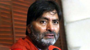 अलगाववादी नेता यासीन मलिक को दिल्ली के तिहाड़ जेल लाया गया, NIA करेगी पूछताछ