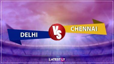 CSK vs DC, IPL 2019 Live Cricket Score: यहां देखें CSK vs DC के आज के मैच का लाइव क्रिकेट स्कोर