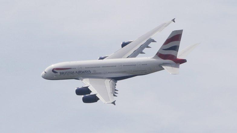 ब्रिटिश एयरवेज भरेगी अब तक की अपनी सबसे छोटी उड़ान, हवा में बिताने होंगे केवल 40 मिनट
