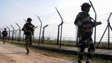 सीमा पर बीएसएफ ने पकड़े 2 बांग्लादेशी सैनिक