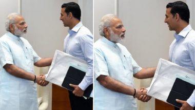 अक्षय कुमार ने की अपील, कहा- देश का नया नारा हो 'जय जवान, जय किसान और जय विज्ञान'