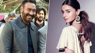 'बाहुबली' के निर्देशक राजामौली की फिल्म 'RRR' में नजर आएंगे अजय देवगन और आलिया भट्ट