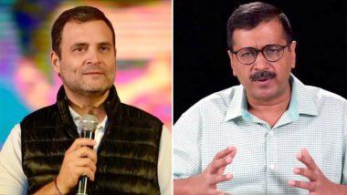 आप-कांग्रेस गठबंधन पर सस्पेंस, राहुल गांधी से मिले पीसी चाको, हरियाणा में अब सीटों पर चल रही है बात