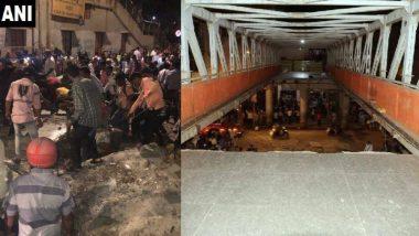 मुंबई CSMT पुल हादसा: 12 घंटों में छह की हुई मौत, बीएमसी-रेलवे के खिलाफ मामला दर्ज