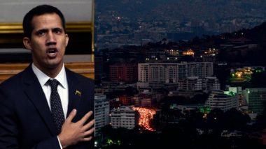वेनेजुएला: देशभर में बजली संकट पर संसद से सख्त कदम उठाने की अपील करेंगे नेता जुआन गुइदो