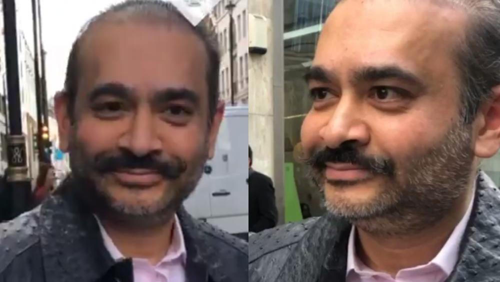 PNB SCAM: लंदन की सड़कों पर रूप बदलकर बेखौफ घूम रहा है भगोड़ा नीरव मोदी, घोटाले से जुड़े सवाल पूछने पर कहा- नो कमेंट्स