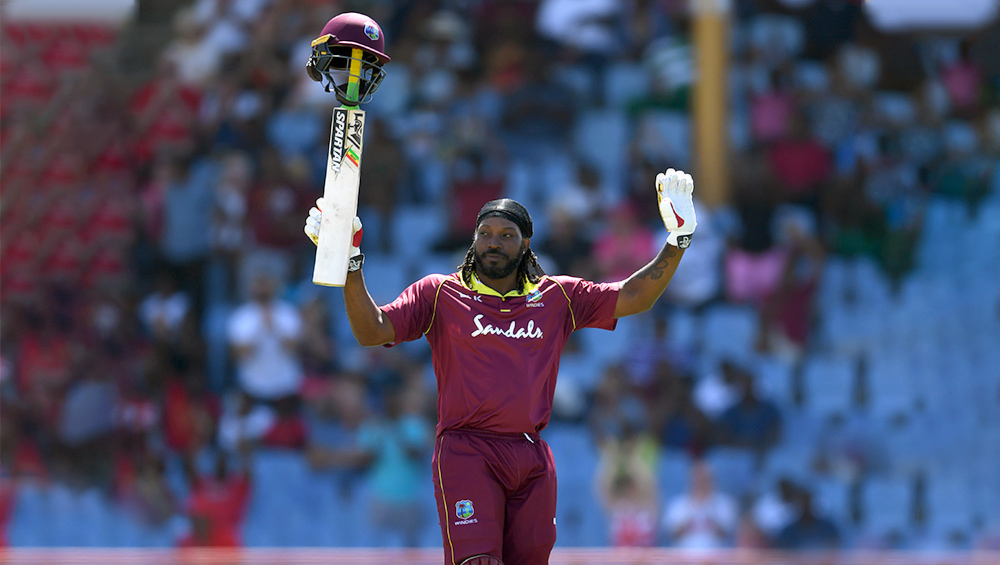 IND vs WI 2nd ODI 2019: क्रिस गेल ने रचा इतिहास, एक ही दिन में दो बड़े रिकॉर्ड किए अपने नाम