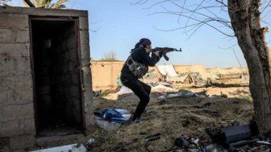 अमेरिका समर्थित बलों ने सीरिया से इस्लामिक स्टेट के आखिरी गढ़ पर बोला हमला