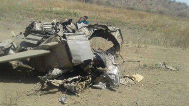 राजस्थान के जोधपुर में रुटीन मिशन पर निकला मिग 27 एयरक्राफ्ट क्रैश, पायलट सुरक्षित