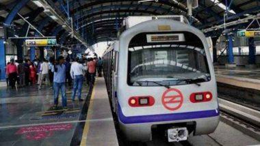 दिल्ली मेट्रो के एक स्टेशन पर पांच जिंदा कारतूस के साथ एक किशोर गिरफ्तार, मचा हडकंप