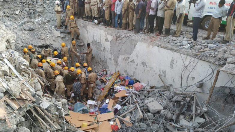 कर्नाटक धारवाड़ हादसा: निर्माणाधीन इमारत गिरने की घटना में मृतकों की संख्या बढ़कर 14 हुई