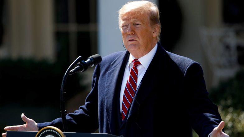 अमेरिका के राष्ट्रपति डोनाल्ड ट्रंप ने दिए संकेत, कहा- अफगानिस्तान से पूरी तरह अमेरिकी सैनिकों की नहीं होगी वापसी