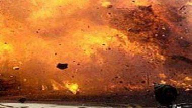 दंतेवाड़ा में आईईडी विस्फोट, एक सीआरपीएफ जवान शहीद, चार घायल