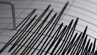 महाराष्ट्र के पालघर जिले में महसूस किए गए भूकंप के झटके
