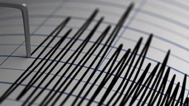 इंडोनेशिया में भूकंप से मचा कोहराम, पांच लोगों की मौत कई घायल