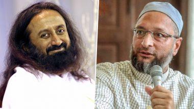 अयोध्या: मध्यस्थता से निकलेगा अयोध्या विवाद का हल, श्री श्री रविशंकर पर ओवैसी को ऐतराज