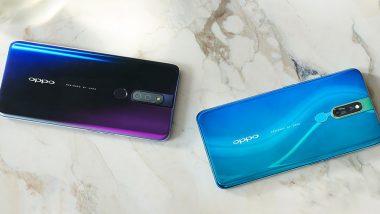 Oppo F11 Pro भारत में हुआ लॉन्च, 48 मेगापिक्सेल कैमरे के साथ ये फीचर भी हैं खास