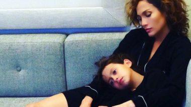 जेनिफर लोपेज अपनी बेटी के गाते देख फूली नहीं समाती, सोशल मीडिया पर शेयर किया विडियो