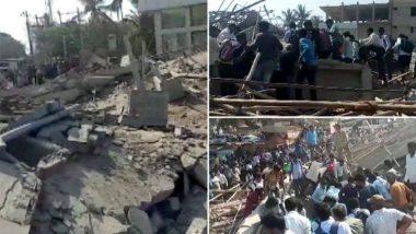 कर्नाटक: धारवाड़ में इमारत गिरने के हादसे से एक और व्यक्ति की हुई मौत, मृतकों की संख्या बढ़कर हुई तीन