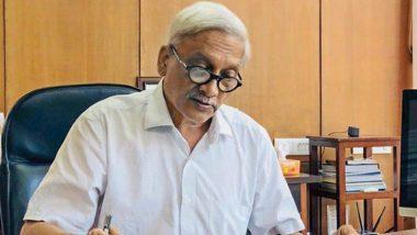 मनोहर पर्रिकर के सम्मान में गोवा में 7 दिन का राजकीय शोक, 18 मार्च को सभी सरकारी दफ्तर रहेंगे बंद