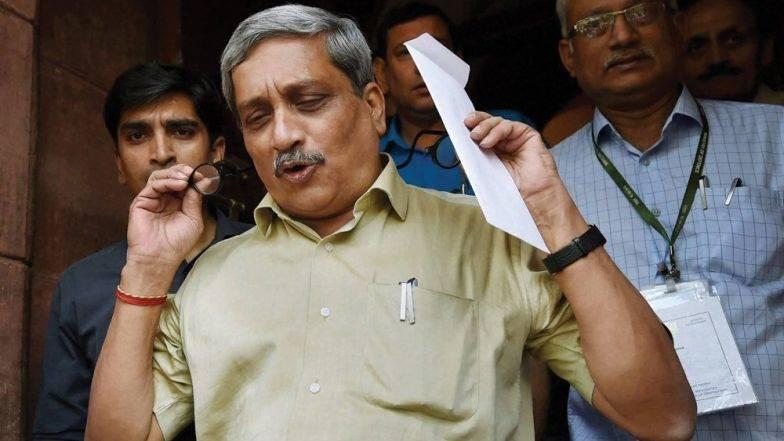मनोहर पर्रिकर के बेटे उत्पल ने शरद पवार को लिखा खत- राजनीतिक लाभ के लिए ना बोलें झूठ
