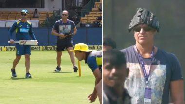 India vs Australia 1st ODI 2019: T20 सीरीज में मिली जीत से उत्साहित कंगारू टीम पहले वनडे मैच के लिए कर रही है जीतोड़ मेहनत
