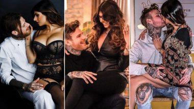 पूर्व XXX पोर्न स्टार मिया खलीफा ने अपने इस बॉयफ्रेंड से की सगाई, हॉट फोटोज में दिखा इनका प्यार