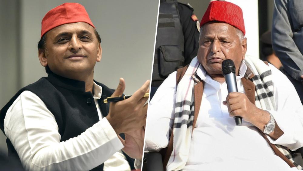 लोकसभा चुनाव 2019: एसपी राष्ट्रीय अध्यक्ष अखिलेश यादव चाहते हैं मुलायम सिंह यादव बनें देश के प्रधानमंत्री