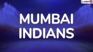 MI vs CSK 1st IPL Match 2020: रोहित शर्मा और क्विंटन डी कॉक लौटे पवेलियन, मुंबई इंडियंस ने 10 ओवर में बनाए 86/2