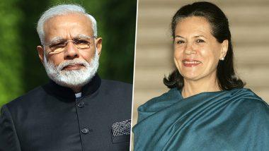 सोनिया गांधी ने PM मोदी पर साधा निशाना, कहा 'प्रचंड बहुमत से सरकार बनाने वाले राजीव गांधी ने कभी डर-भय नहीं फैलाया'