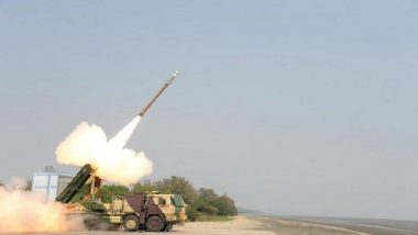 चीन-पाक की खैर नहीं: DRDO ने पिनाका अत्याधुनिक रॉकेट का किया सफल परीक्षण, दूरी तक सटीक निशाना लगाने की क्षमता