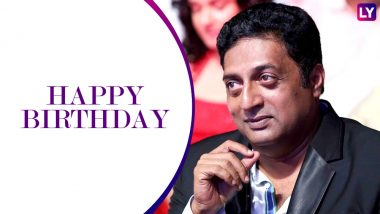 जन्मदिन विशेष: 50 साल की उम्र में पिता बने थे प्रकाश राज, जानें उनके जीवन से जुड़ी कुछ रोचक बातें