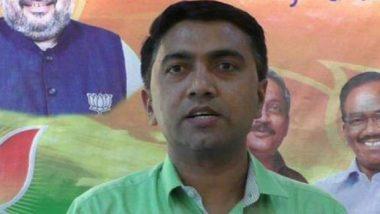 गोवा के नए CM प्रमोद सावंत फ्लोर टेस्ट में हुए पास, विधानसभा में साबित किया बहुमत