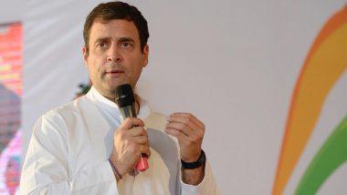 लोकसभा चुनाव 2019: राहुल गांधी गुरुवार को वायनाड से नामांकन करेंगे दाखिल