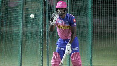 IPL 2019: संजू सैमसन ने लगाया इस सीजन का पहला नाबाद शानदार शतक