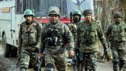 हिंसा की घटनाओं के बाद श्रीनगर के कुछ हिस्सों में पाबंदियां लगाई गईं