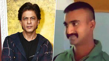 विंग कमांडर अभिनंदन की भारत वापसी पर शाहरुख खान ने कही ये बात, दिल जीत लेगा उनका बयान !