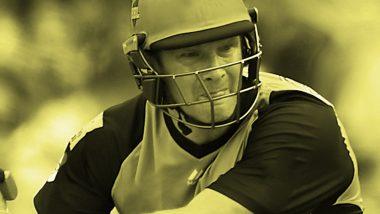 IPL 2019: सनराइजर्स हैदराबाद के खिलाफ शानदार बल्लेबाजी के लिए चेन्नई के सलामी बल्लेबाज शेन वॉटसन को मिला 'मैन ऑफ द मैच' अवार्ड