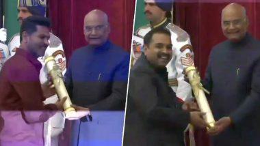 पद्म अवॉर्ड 2019: प्रभुदेवा और शंकर महादेवन समेत इन सितारों को मिला पद्मश्री का सम्मान, देखें वीडियोज