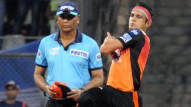 IPL 2019: KKR के खिलाफ मिली हार के बाद सिद्धार्थ कौल ने कहा- आगे के मैचों में दोबारा गलती नहीं करूंगा