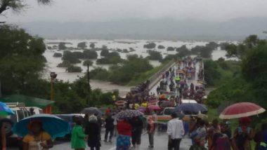मोजाम्बिक में भयंकर चक्रवात 'इडाई' का कहर, तूफान में 1000 लोगों के मरने की आशंका