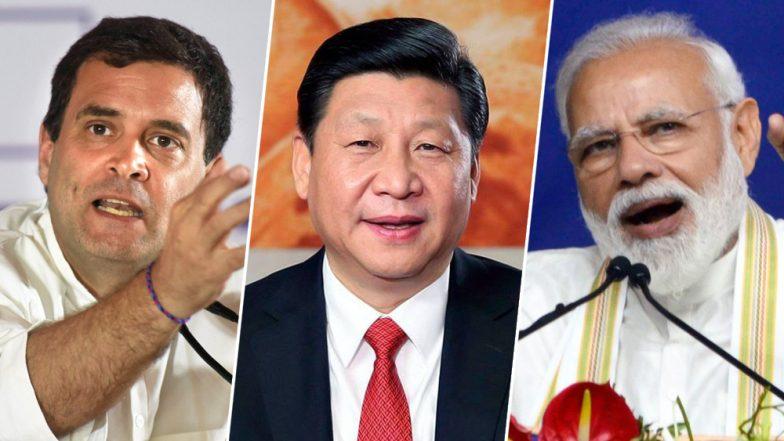 मसूद अजहर मामला: राहुल गांधी ने प्रधानमंत्री मोदी पर साधा निशाना, कहा- चीन के बारे में कुछ नहीं बोलेंगे PM
