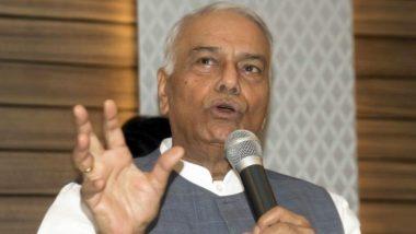 कश्मीर को लेकर यशवंत सिन्हा का मोदी सरकार पर बड़ा हमला, कहा- इसेदेश के बाकी हिस्सों जैसा बनाने का दावा किया था, हुआ इसके उलट