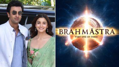 रणबीर-आलिया की फिल्म 'ब्रह्मास्त्र' का लोगो हुआ रिलीज, अमिताभ बच्चन की आवाज सुनकर खड़े हो जाएंगे रोंगटे, देखें वीडियो