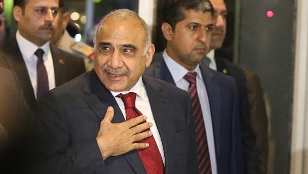 इराकी प्रधानमंत्री आदिल अब्दुल महदी ने कहा- देश 'विनाशकारी युद्ध नीति' की ओर नहीं लौटेगा