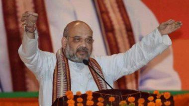लोकसभा चुनाव 2019: अहमदाबाद में जनता को संबोधित करते हुए बोले अमित शाह, देश को सुरक्षा सिर्फ मोदी ही दे सकते हैं